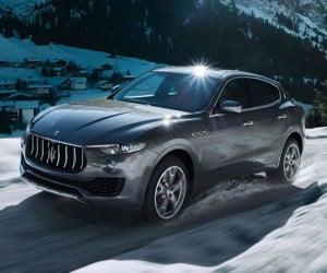 2017 Maserati Levante SUV Price Announced
