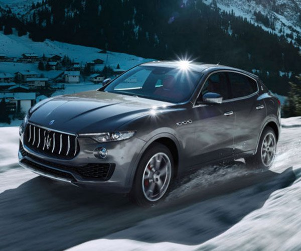 2017 Maserati Levante Suspension: 2017 Maserati Levante SUV Price Announced