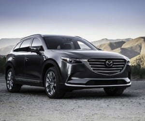 2016 Mazda CX-9 3-row SUV Pricing Starts at $31K