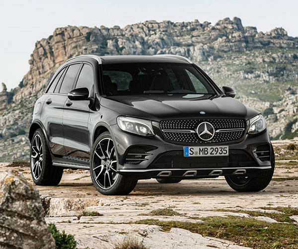 Mercedes-AMG GLC43 is the First Mid-Size AMG SUV