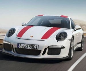 If This Porsche 911 R Video Doesn't Excite You, Buy a Minivan