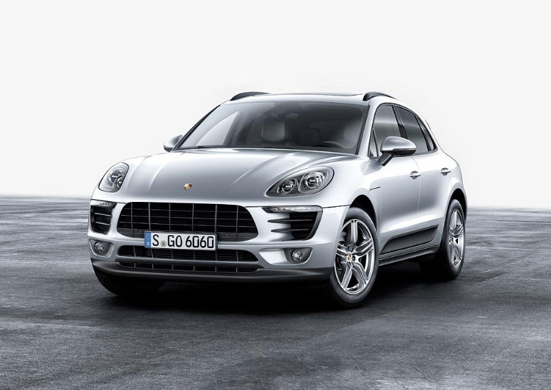 Porsche Macan Turbo Four Hauls All Your Meh