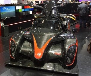 RXC Turbo 500R is the Fastest Radical Road Car Ever