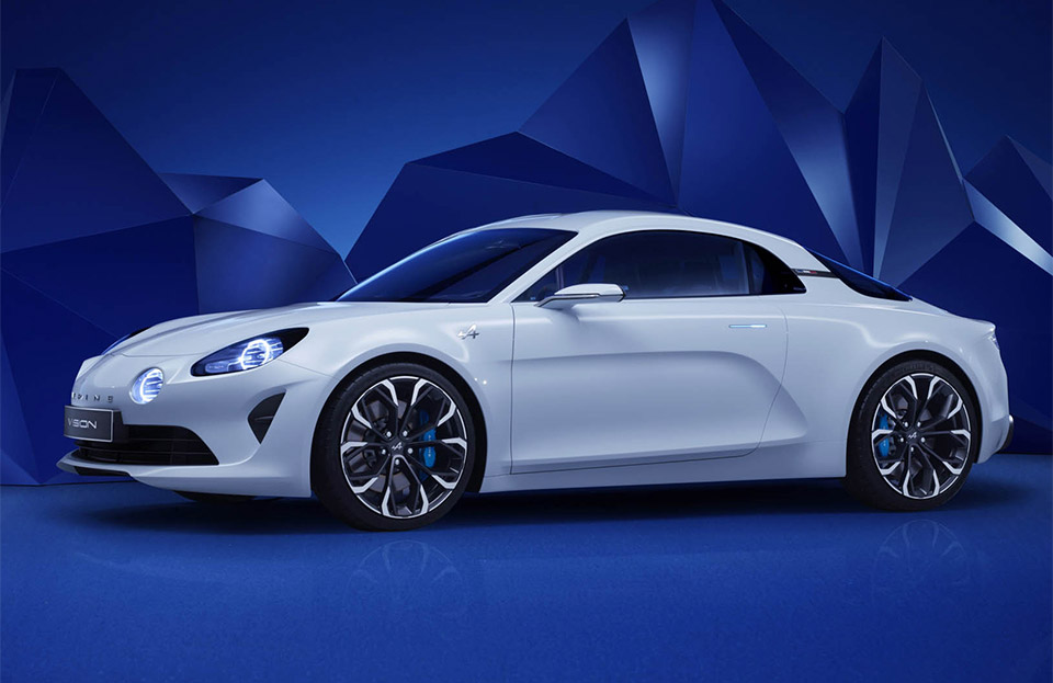 Alpine Eyeing Mercedes-AMG Power