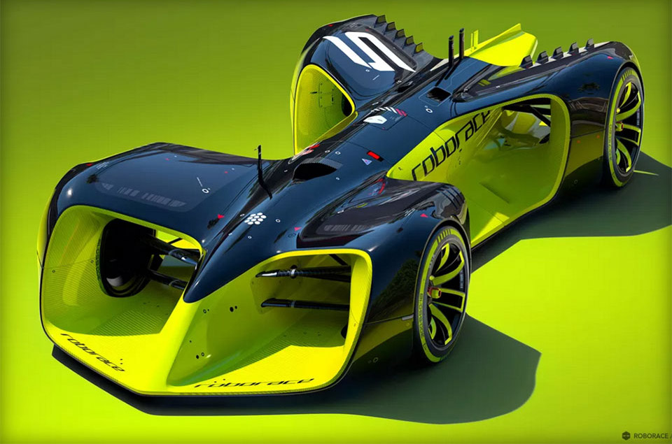 Roborace Series is Racing for Driverless Cars