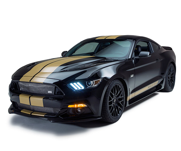 Shelby GT-H Rides into Hertz Rental Locations this Summer