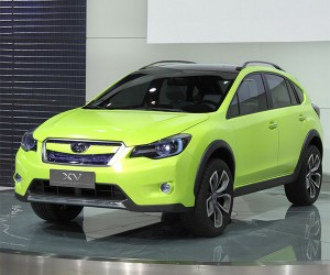 Subaru Global Platform Will Underpin All Things Subie