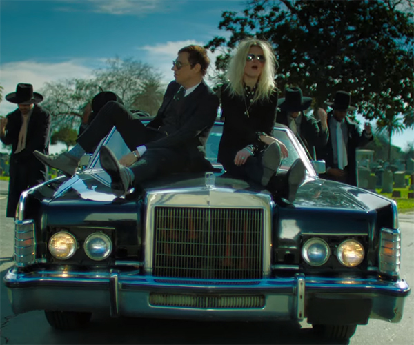 The Kills Video Knocks It Dead with Lincoln Continentals
