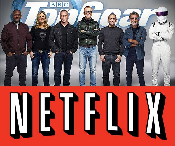 Netflix and BBC in Talks for Streaming New Top Gear