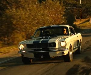 A 1965 Ford Mustang Fastback is a Vacation on Wheels