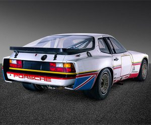 Porsche to Restore 924 GTP Racing Car to Original Glory