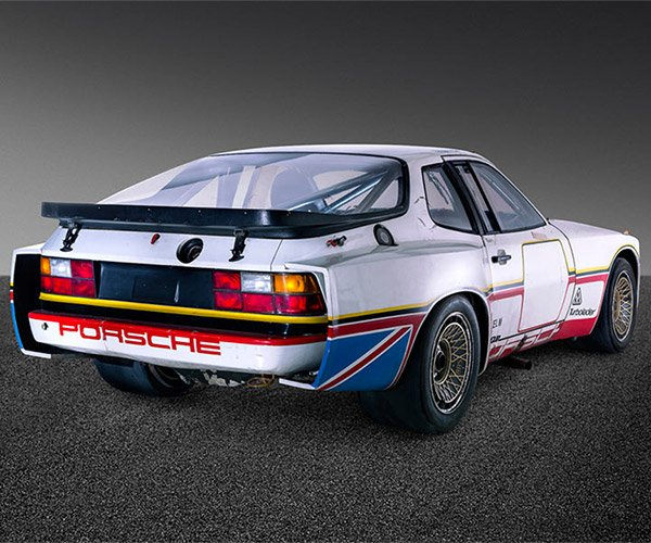 Porsche to Restore 924 GTP Racing Car to Original Glory