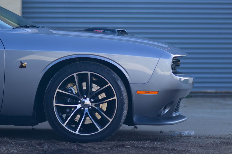 Road Test: 2016 Dodge Challenger R/T Scat Pack Shaker
