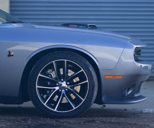 Road Test: 2016 Dodge Challenger R/T Scat Pack Shaker