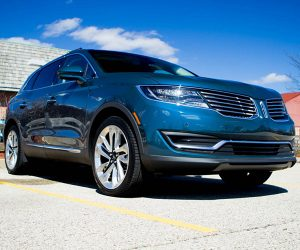 Road Test: 2016 Lincoln MKX