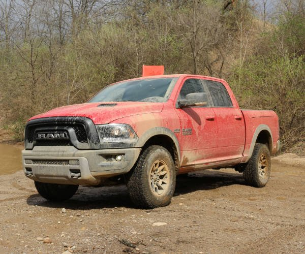 Review: 2016 Ram 1500 Rebel