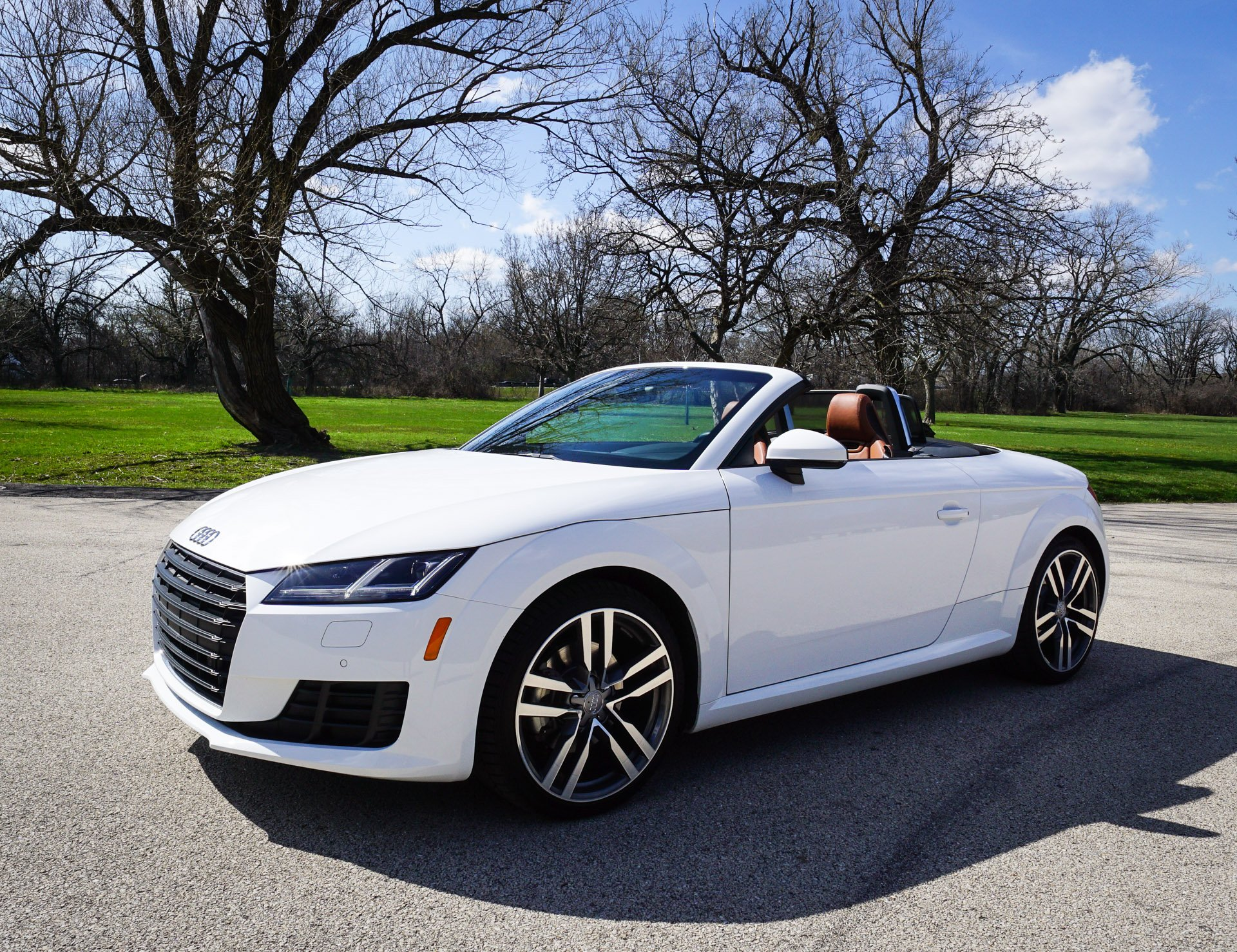 Review 2016 Audi Tt Roadster 2 0t Quattro 95 Octane