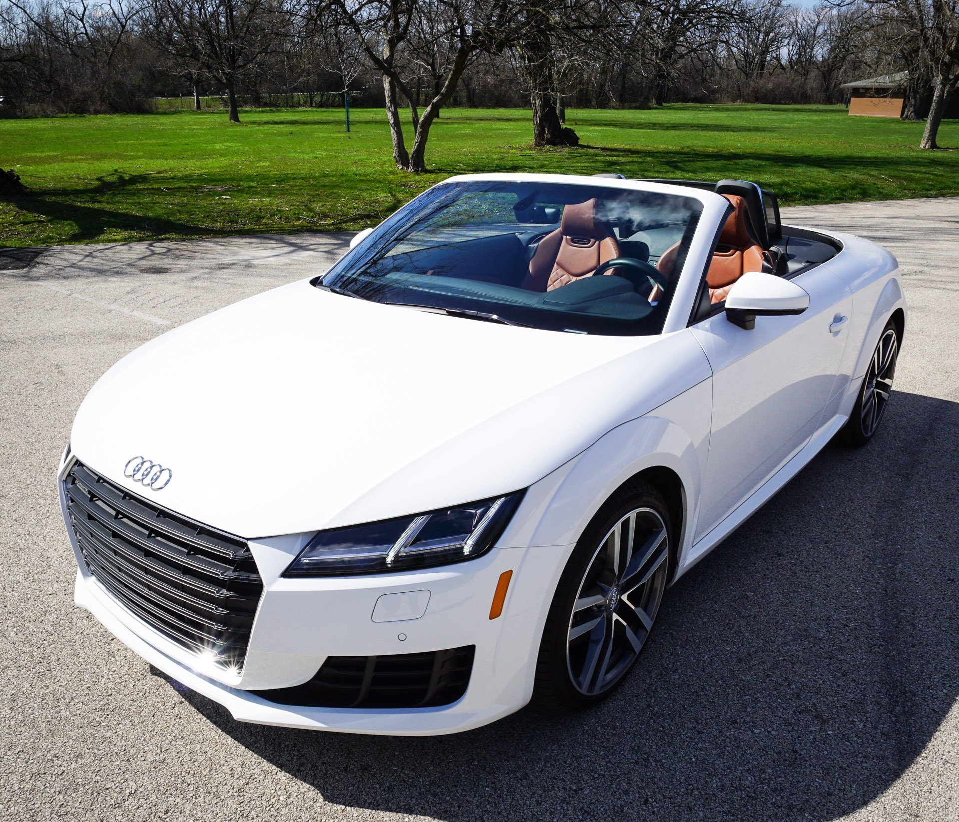 Review: 2016 Audi TT Roadster 2.0T Quattro
