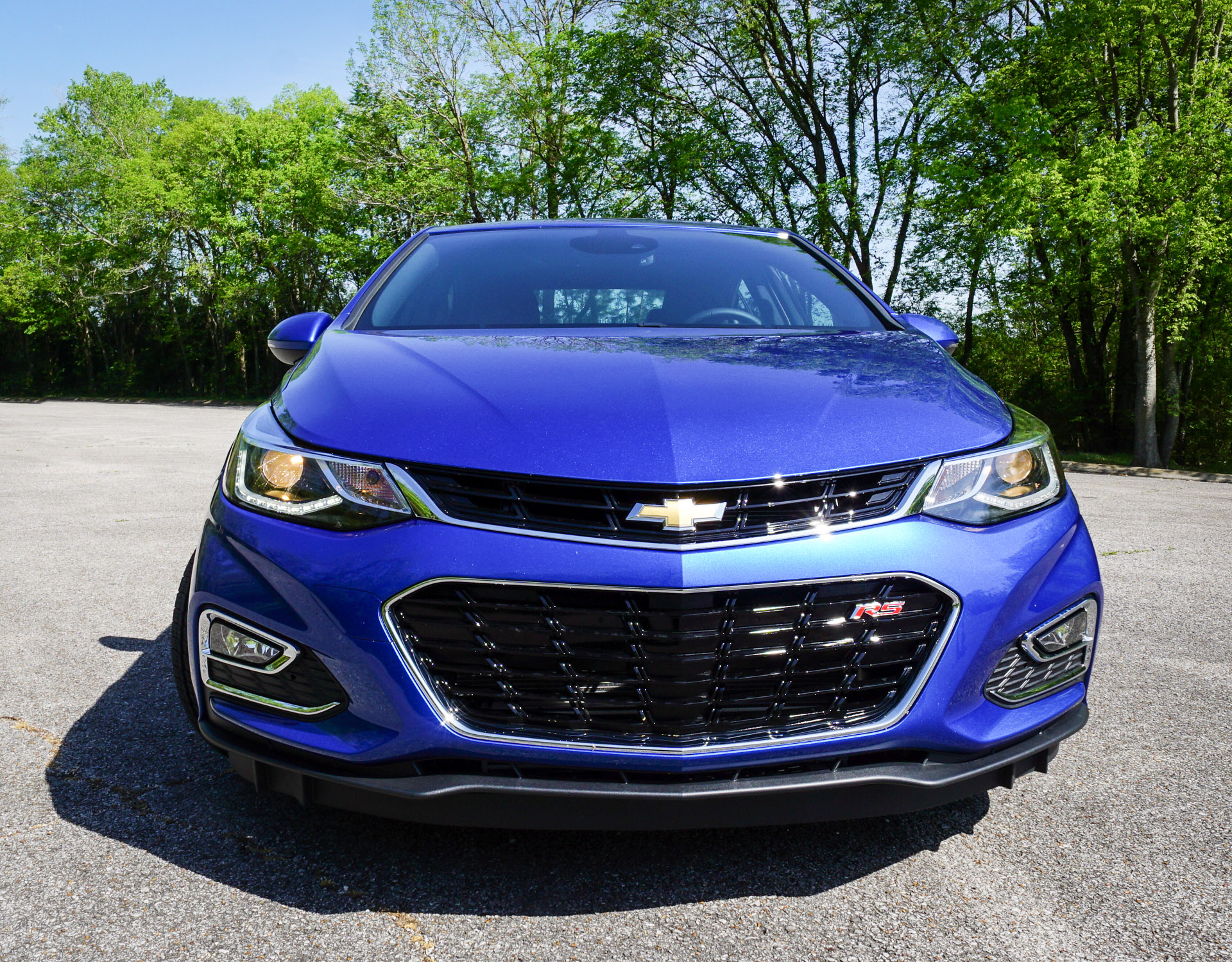 first drive review 2016 chevrolet cruze 95 octane. Black Bedroom Furniture Sets. Home Design Ideas