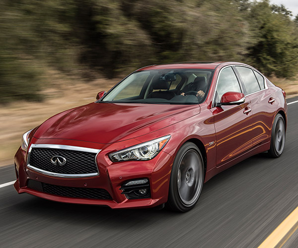 2016 Infiniti Q50 Red Sport 400 Pricing Announced