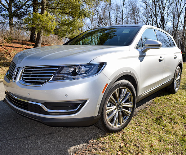 Review: 2016 Lincoln MKX