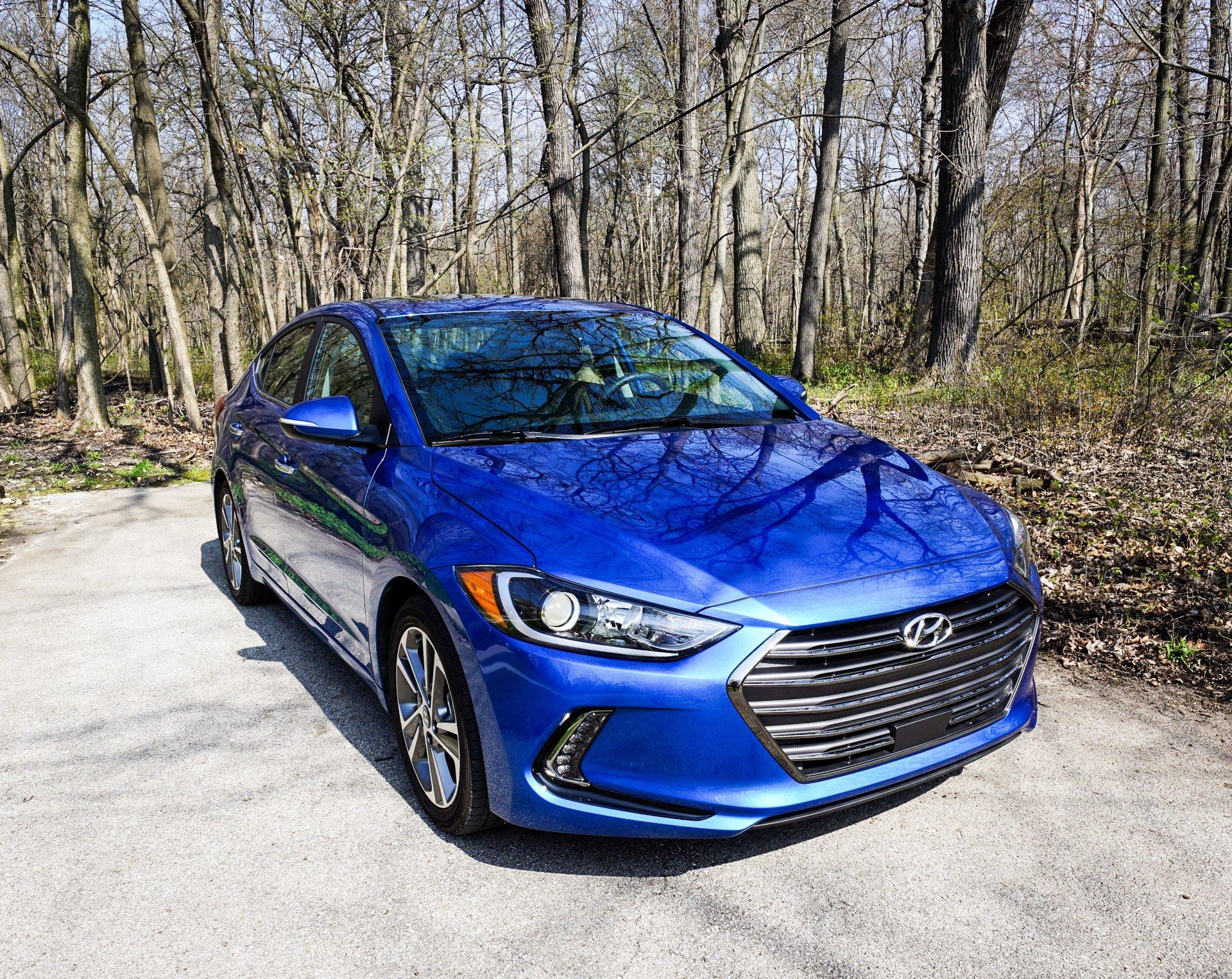 Review: 2017 Hyundai Elantra Limited