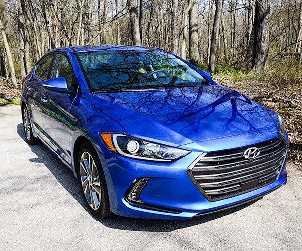 Review: 2017 Hyundai Elantra Limited