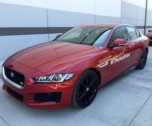 First Drive Review: 2017 Jaguar XE