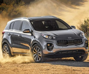 First Drive Review: 2017 Kia Sportage