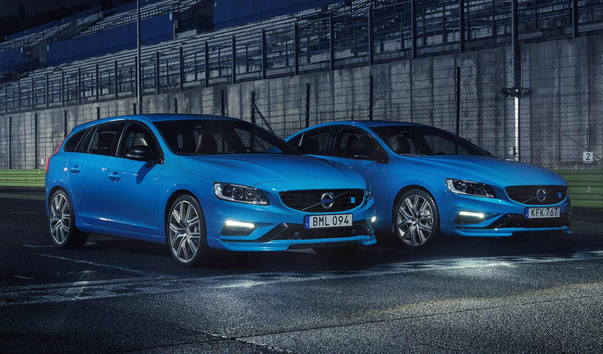 Volvo S60 & V60 Polestar Power and Production Numbers Upped