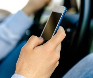 Tweet About Texting and Driving, Get Called out by NHTSA