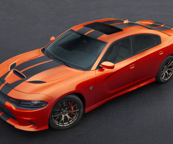 Is There a Car More Texas Than a Hellcat?