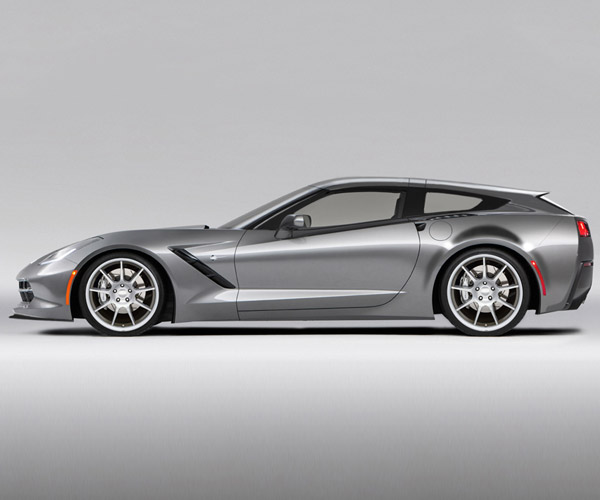 Corvette AeroWagen Production Kicks Off at Callaway in Q4 2016