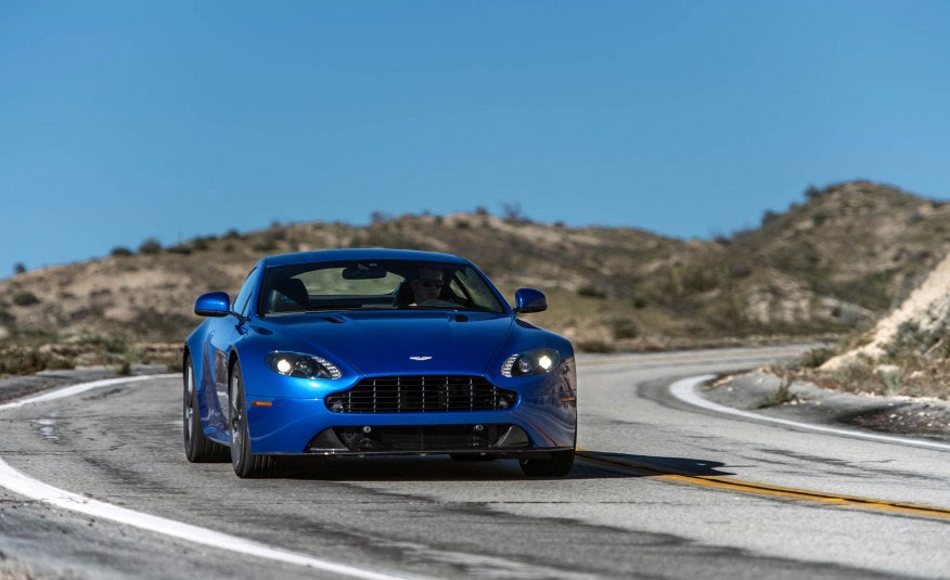 2017 Aston Martin V8 Vantage GTS is The Last Hurrah