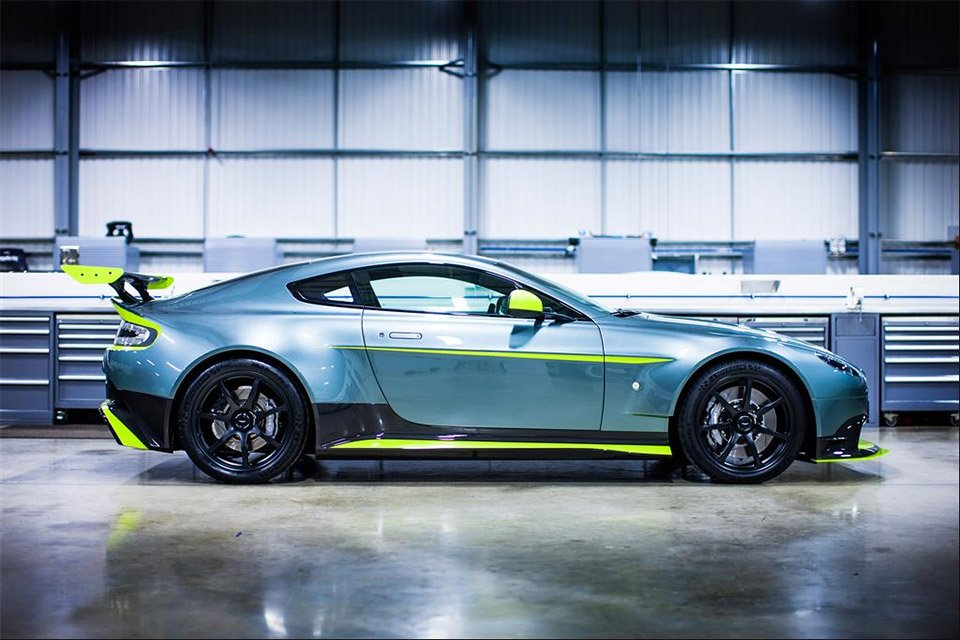 Aston Martin GT8: The Lightest and Fastest Vantage Ever