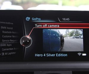 BMW M Laptimer App Getting GoPro Integration