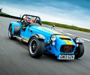 Caterham Aims to Shed 10% of Seven's Weight w/New Chassis
