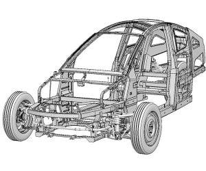 Elio Motors Completes Chassis Engineering