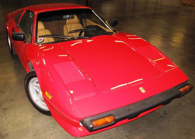 Customs Takes Break from Crushing Dreams to Return Stolen Ferrari