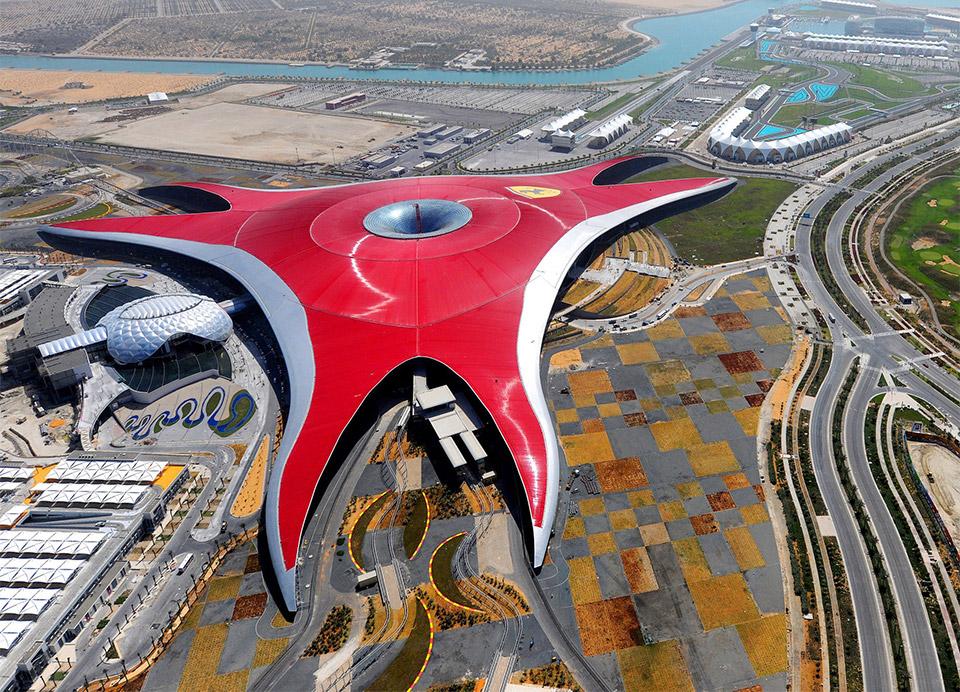 Ferrari Theme Park Coming to North America