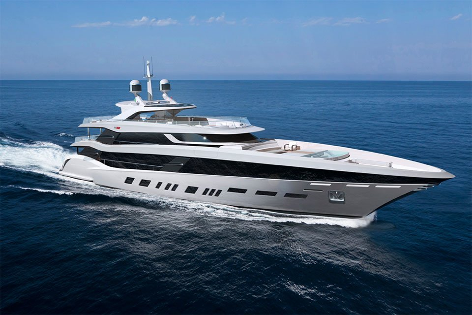 Henrik Fisker Designed an EPIC Yacht
