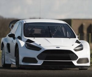 Ford Performance Takes us Inside Ken Block's Focus RS RX
