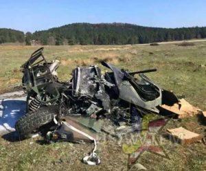 Airborne Humvee Drop Ends in Catastrophe