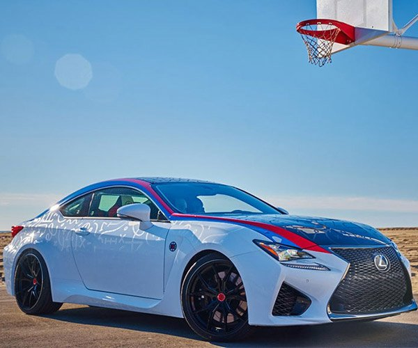 How to Ruin a Perfectly Good Lexus RC F