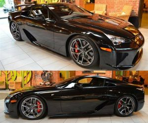 Lexus LFA Hits Craigslist for Less than MSRP