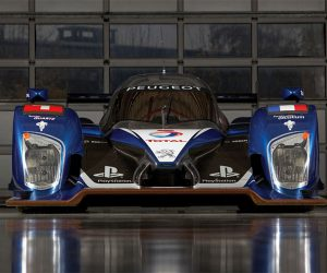 2008 Peugeot 908 HDi FAP Le Mans Prototype up for Auction