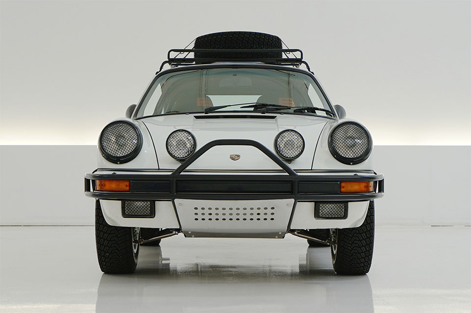 Epic 1985 Porsche 911 Rally Car The Want Is Strong