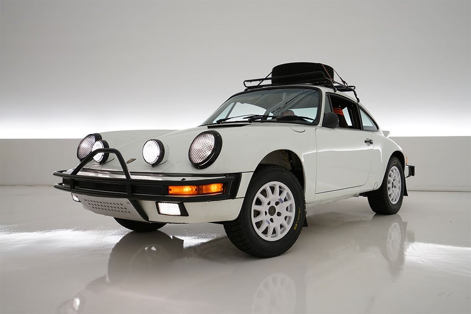 Epic 1985 Porsche 911 Rally Car The Want Is Strong 95