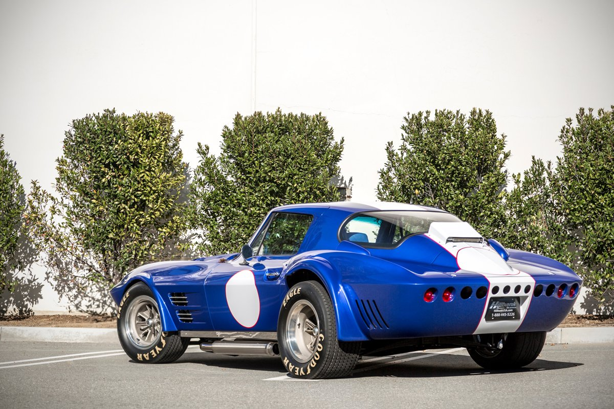 Superformance 1963 Corvette Grand Sport Gets Reviewed 95