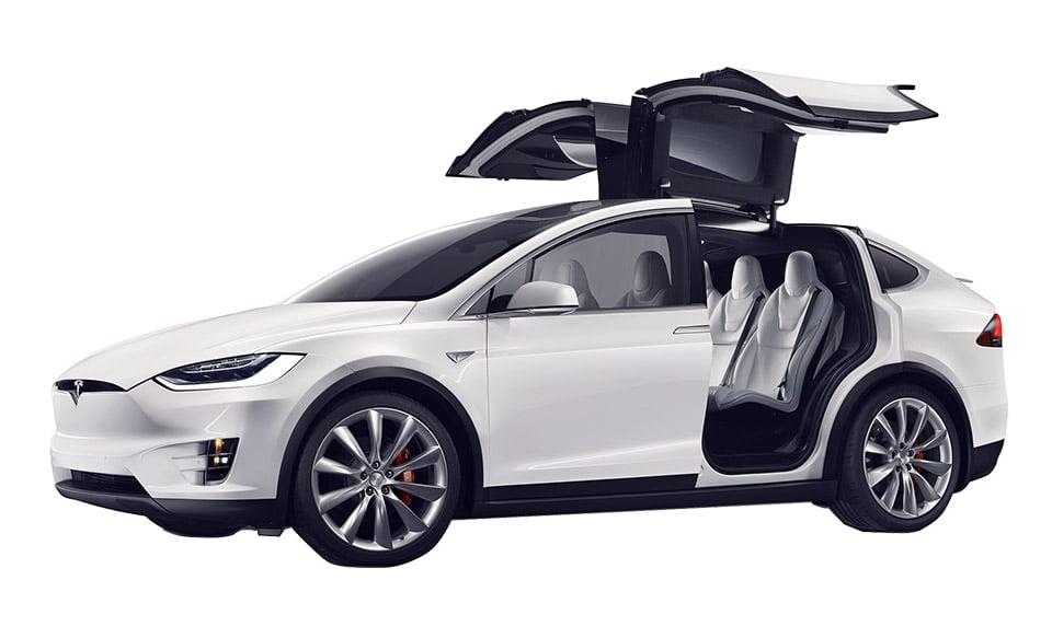 Tesla Model X 75D Replaces 70D Base Model